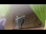 Внук Нурарихёна / Nurarihyon no Mago - 1 сезон 4 серия - Крыса тьмы пожирает кошку.(озв).